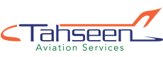 Tahseen Aviation Services Logo