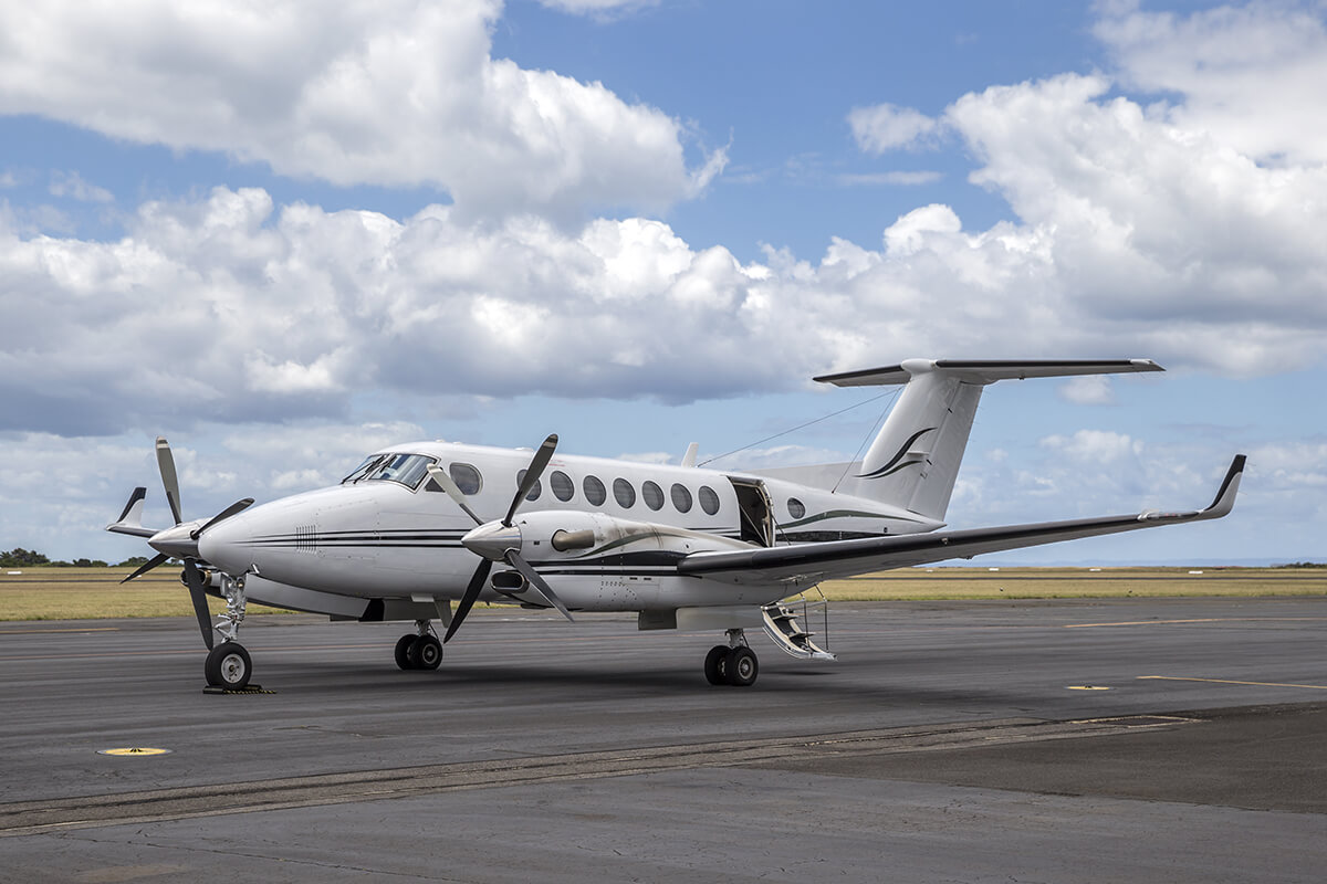 turboprop king air 350 1