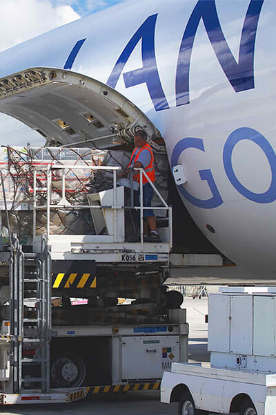 vaccinated Cargo Charter